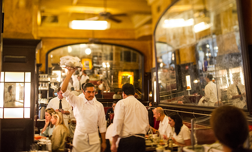 Restaurant jobs balthazar new york for Balthazar reservations